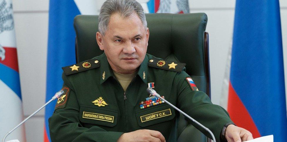 Министр обороны России заявил об изменении характера современных войн