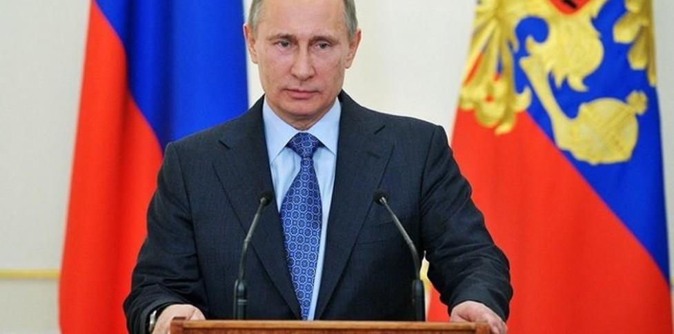 Заявление Президента России в связи с односторонним выходом США из Договора о ликвидации ракет средней и меньшей дальности