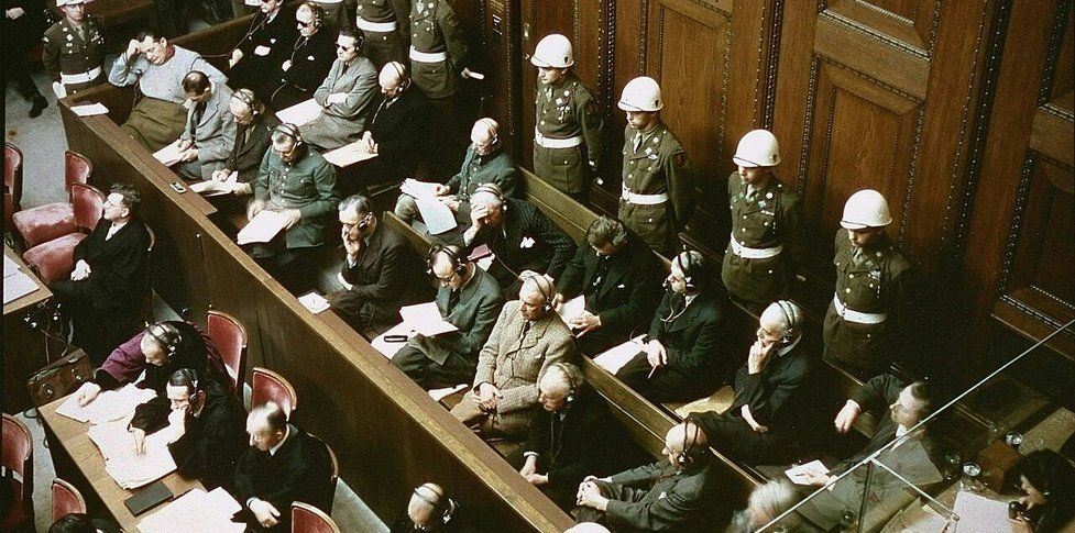 Нюрнбергский процесс начался 74 года назад
